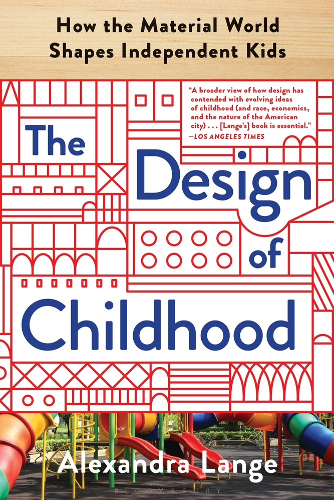 Cover for The Design of Childhood