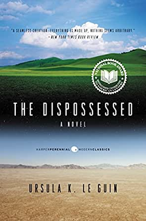 Cover for The Dispossessed