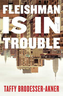 Cover for Fleishman is in Trouble