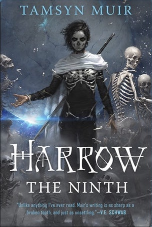 Cover for Harrow the Ninth