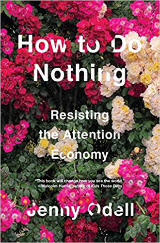 Cover for How to Do Nothing