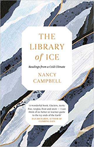 Cover for The Library of Ice