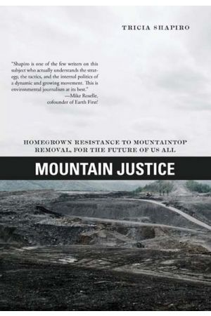Cover for Mountain Justice