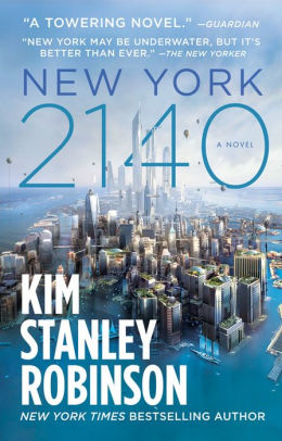 Cover for New York 2140