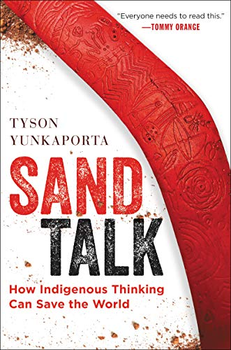 Cover for Sand Talk