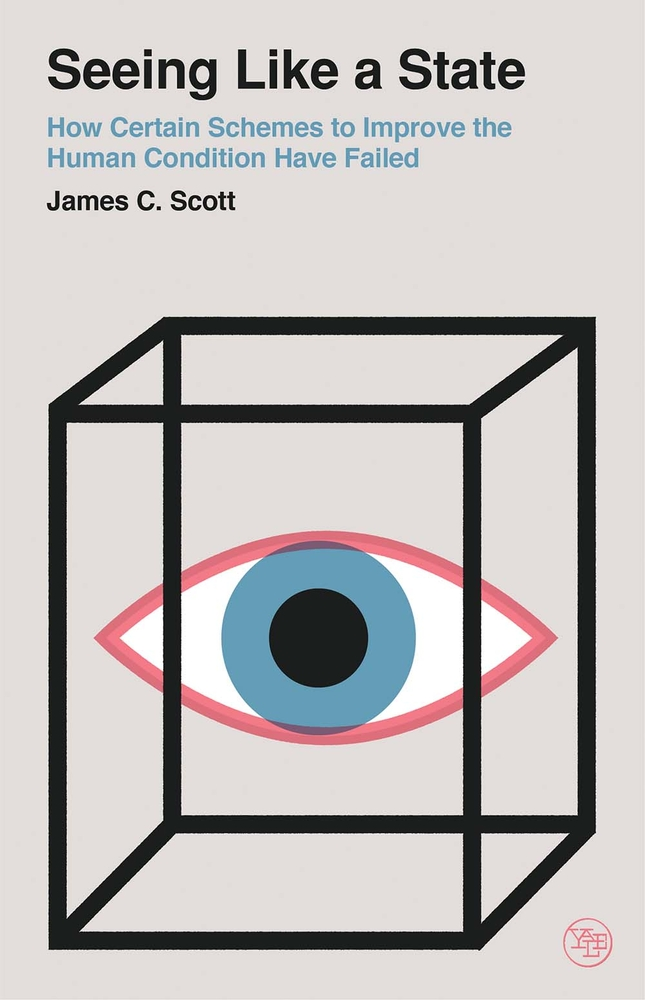 Cover for Seeing Like a State
