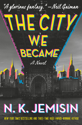 Cover for The City We Became