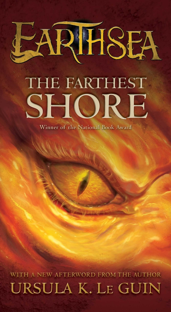 Cover for The Farthest Shore