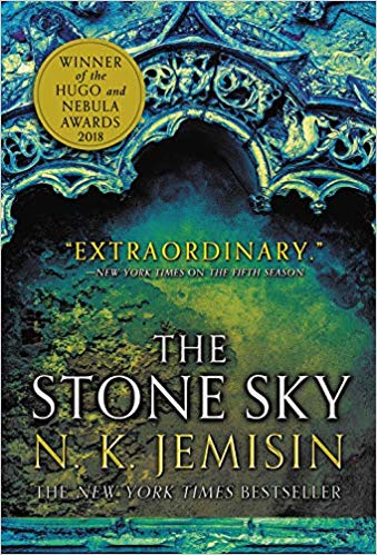 Cover for The Stone Sky