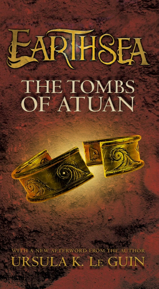 Cover for The Tombs of Atuan